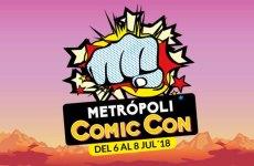 Metrópoli Comic Con (Gijón) @ Recinto Ferial Luis Adaro (Gijón)