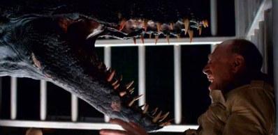 Si no hueles su aliento, no es Jurassic Park.