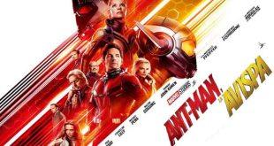 ANT-MAN Y LA AVISPA: movidas cuánticas