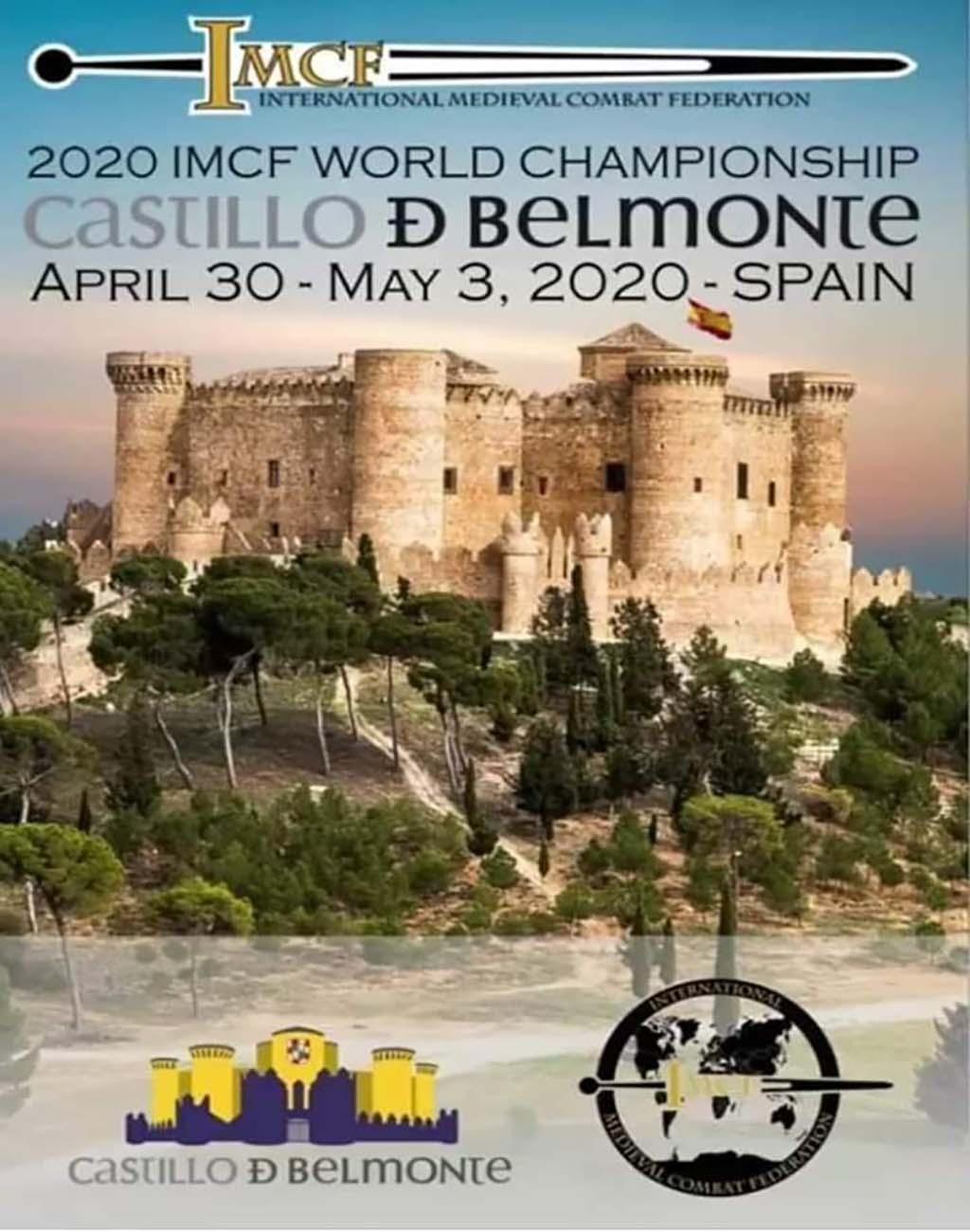 Campeonato Internacional de Combate Medieval IMCF (Belmonte)