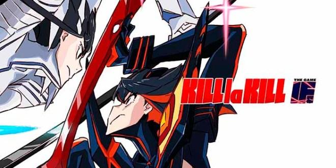 KILL LA KILL IF: Batallas frenéticas, pero ligeritas de ropa.