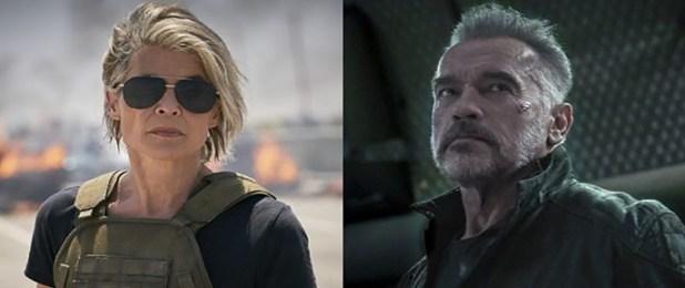 """Linda Hamilton y Arnold """"Cuache"""" están de vuelta"""