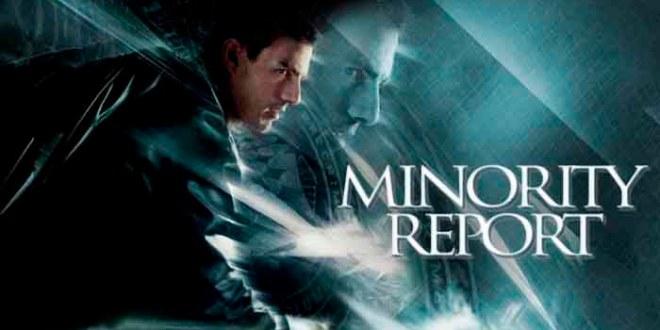 MINORITY REPORT: premonitoriamente preocupante.