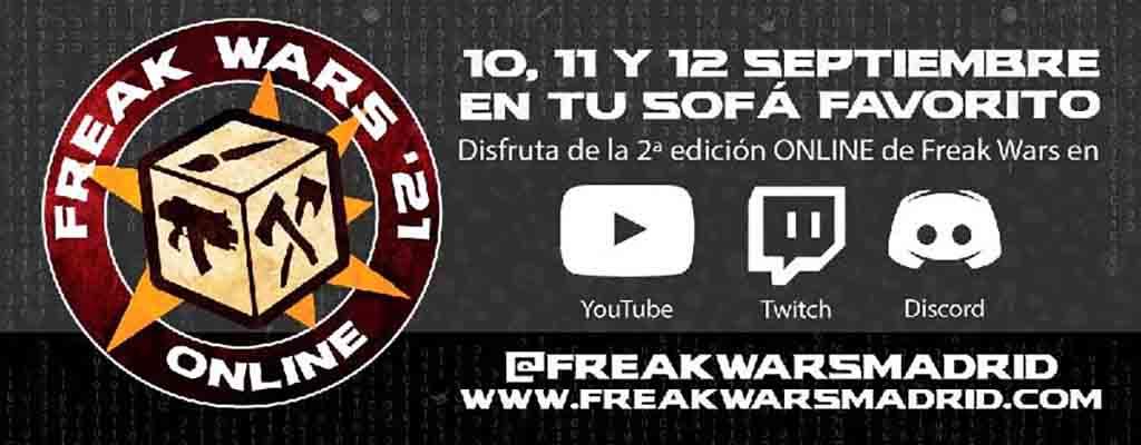 2º Freak Wars online