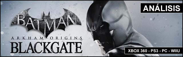 Cab Analisis 2014 Batman Arkham Origins Blackgate