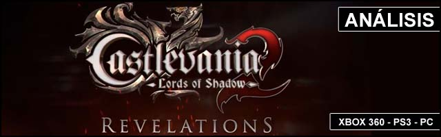 Cab Analisis 2014 Castlevania Lords of shadow 2 Revelations
