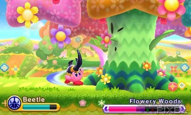 Kirby Triple Deluxe analisis img01