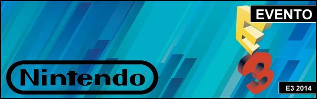 Cabeceras Eventos 2014 E3 Nintendo