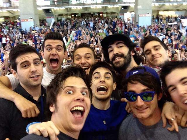 La cream della cream de los youtuber jugones españoles