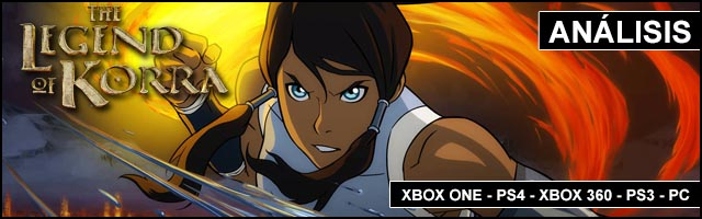 Cab Analisis 2014 The legend of Korra