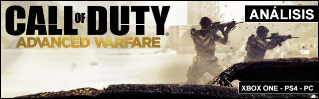 Cab Analisis 2014 Call of Duty Advanced Warfare