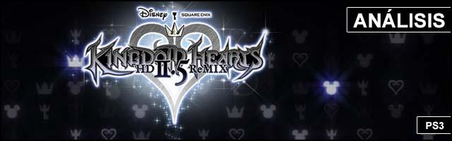 Cab Analisis 2014 Kingdom HEarts Hd Remix 2.5