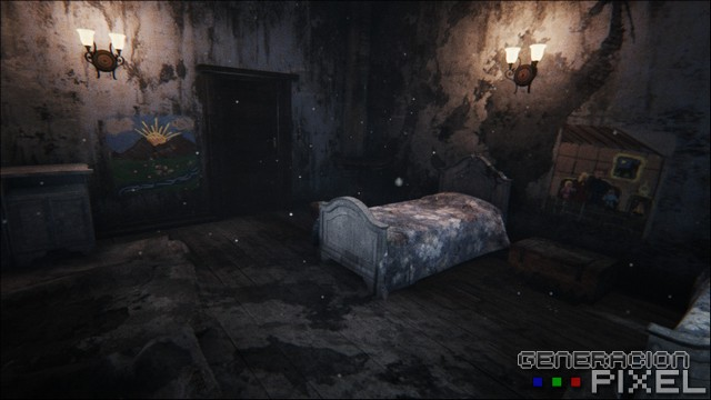 analisis Haunted House img 001