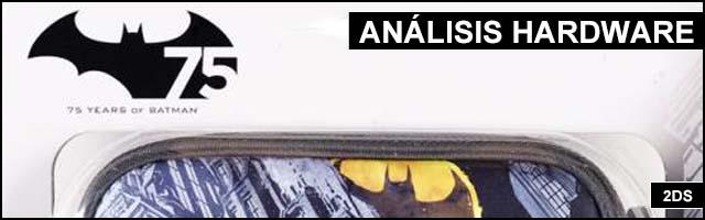 Cabeceras Analisis Hardware Funda 2ds Batman