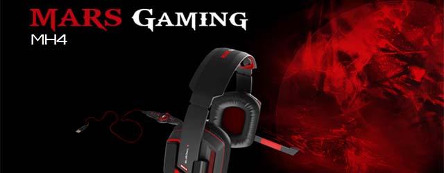 Mars Gaming MH4