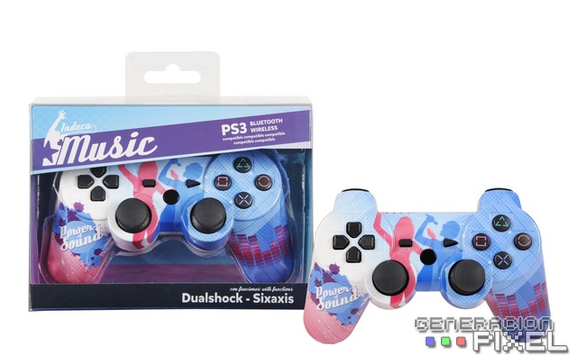 3.Montaje Packaging indeca music mando ps3