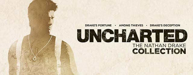 Uncharted Nathan Drake Collection Cab