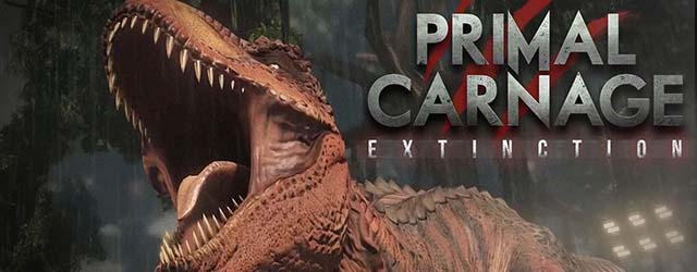 Primal Carnage Extinction Cab
