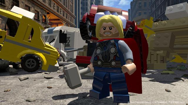 Lego Los Vengadores img2