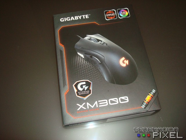 Ratón Gigabyte Mx300 img 1