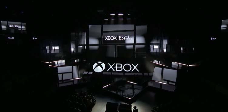 Microsoft Conferencia e3 2016