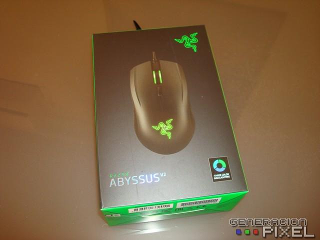 Ratón Razer Abyssus V2 img1