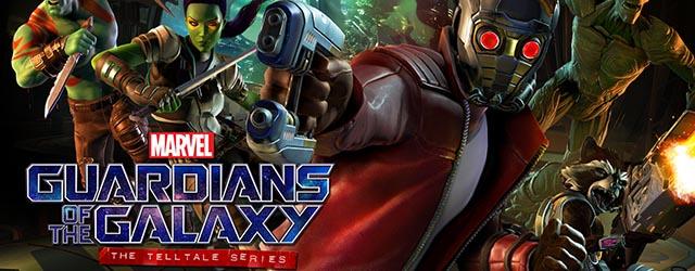 Guardianes de la Galaxia The Telltale Series cab