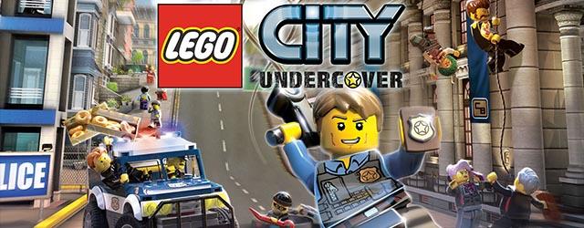 LEGO City Undercover cab