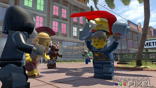 analisis LEGO City Undercover img 001