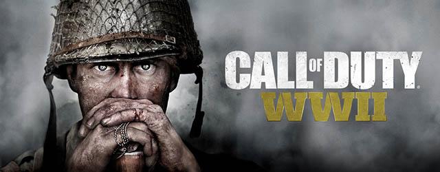 Call of Duty World War II cab