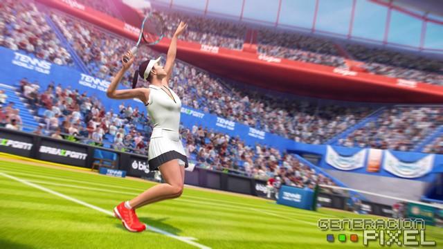 Análisis Tennis World Tour img 003