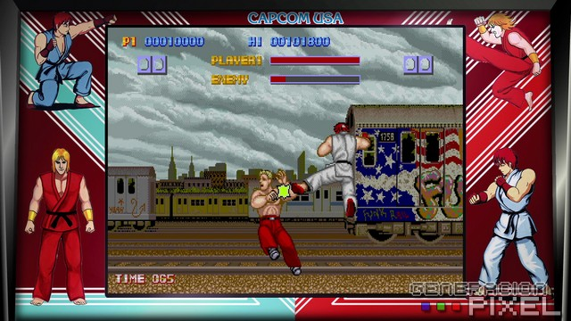 analisis Street Fighter 30th Anniversary Collection img 001