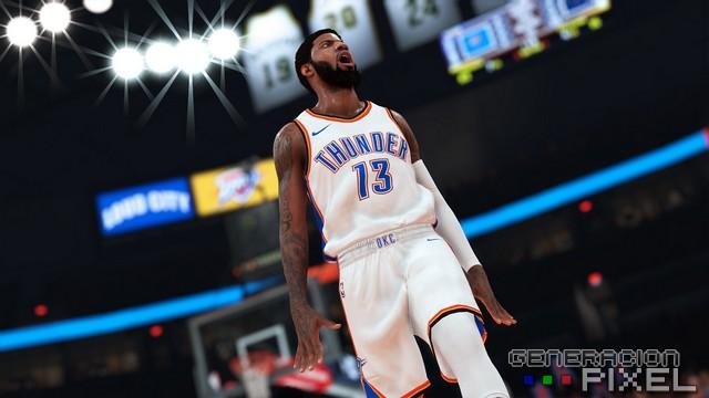 Análisis NBA 2K19 img 004