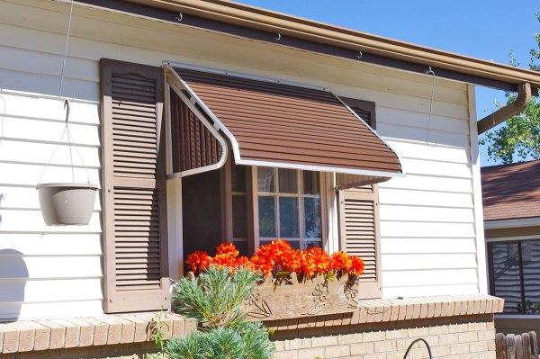 House Window Awnings