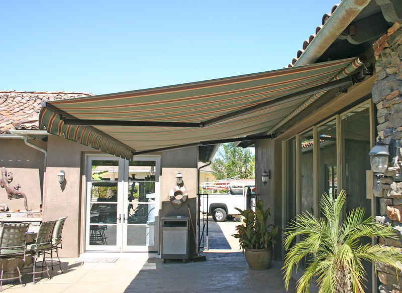 Enhance the Beauty of Your Outdoor Space with Patio Awnings