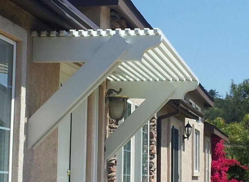 Lattice Door or Window Cover