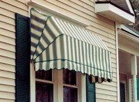 Parisian Roll-Up Awning