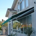 Home patio covers elite heavy duty retractable patio awning