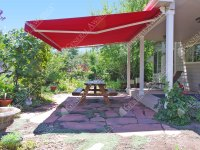 Valencia Semi-Cassette Retractable Patio Awning