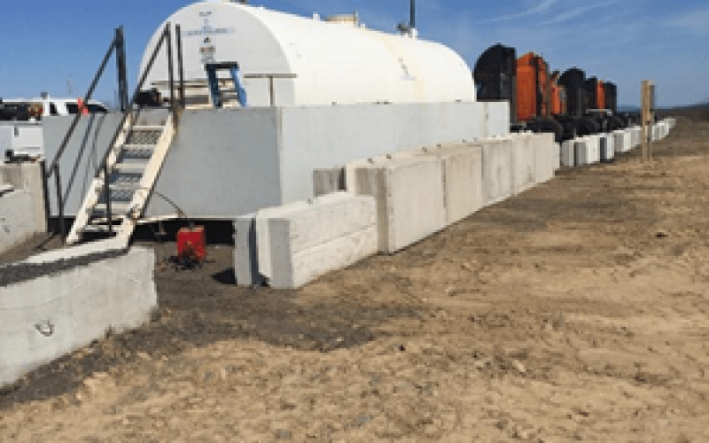 A. Duie Pyle – Pottsville Tank Relocation/Installation