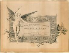 Gold medal diploma [Turin, 1884]