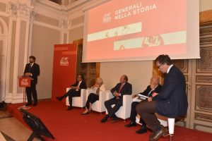 Speakers in Rome for Generali in History