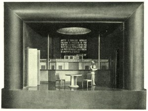 Automatic mini-theatre, saving [1933]
