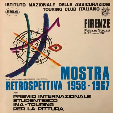 Catalogue of the 1958-1967 retrospective exhibition at Palazzo Strozzi, Florence (1967)