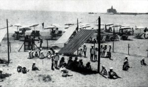 The Summer Holiday Camp of Ca' Corniani in Caorle (Venice, 1957)