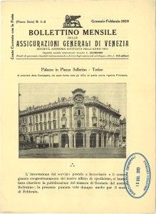Bollettino n. 1 (1920)