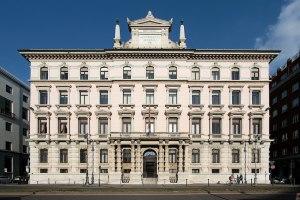 Palazzo Geiringer, Trieste (1884-1886) / ph. Massimo Goina