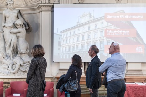 FAI Spring Days at Palazzo Geiringer, historical headquarters of Assicurazioni Generali (Trieste, 23-24 March, 2019)