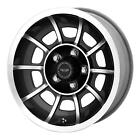 American Racing VN4758565B Vector Series Wheel 15 x 85