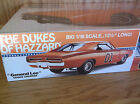 Dukes of Hazzard 69 Dodge Charger General Lee 1 16 Scale Model Car Kit New